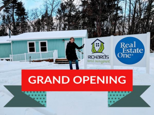 Grand Opening Celebration @ Richard's Rental Management & Real Estate One Office | Beaver Island | Michigan | United States