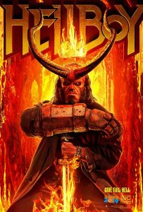 Hellboy @ Beaver Island Community Center