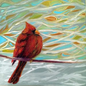 Alcohol Ink Painting Class @ Beaver Island Gallery