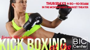 Kickboxing @ Beaver Island Community Center