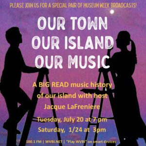 Our Town   Our Island   Our Music