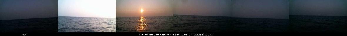 Photos from Buoy Camera at station 45002